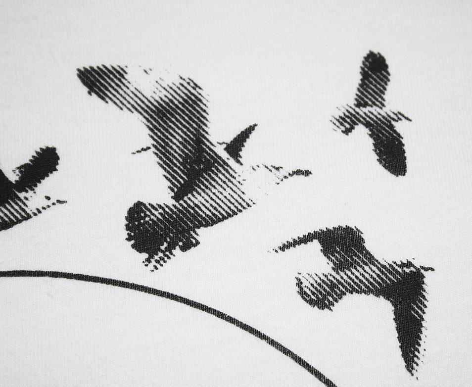 Dockland - shirt für Jungs, ecru, siebdruck, textidruck, bio-baumwolle, shirts, design, grafik, druck, bedruckt, kran, industrie