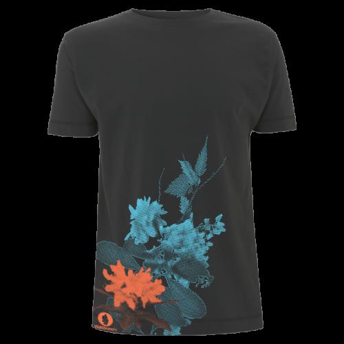 Fancy Plants, shirt, siebdruck, waldbrand, baumwolle, textildruck, grafik, rastergrafik, design, nrw, essen, günstig, nachhaltig, fair