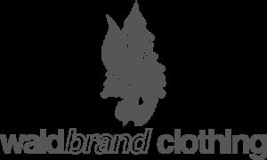 waldbrand logo, footer, grafik, design, Siebdruck, medien