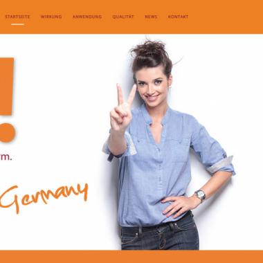 Responsive Webdesign mit WordPress CMS - Landingpage, UI, UX, Design, Grafik, Ruhrgebiet, waldbrand media
