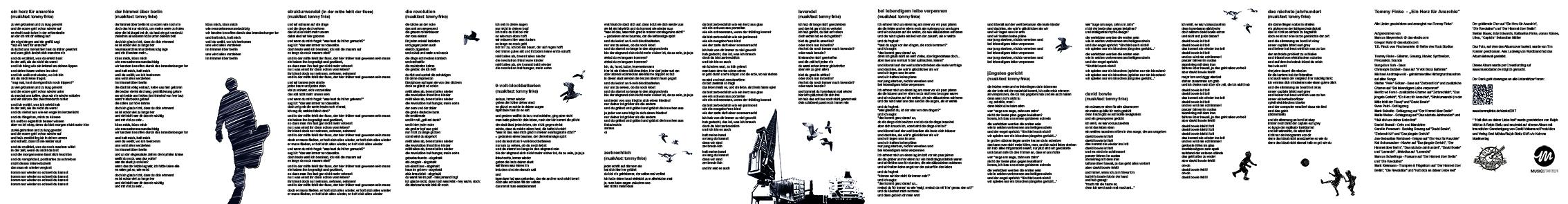 CD Cover & Booklet Design und Illustration für Bochumer Singer Songwriter Musiker