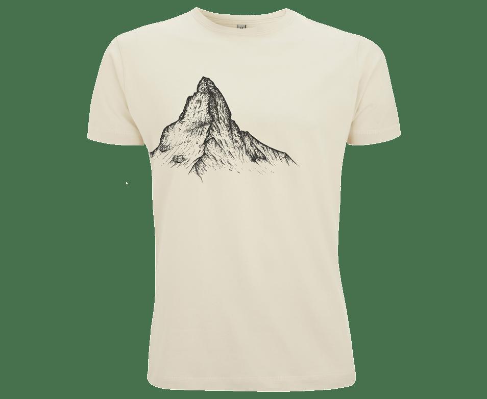 Matterhorn-Shirt aus 100% Bio-Baumwolle