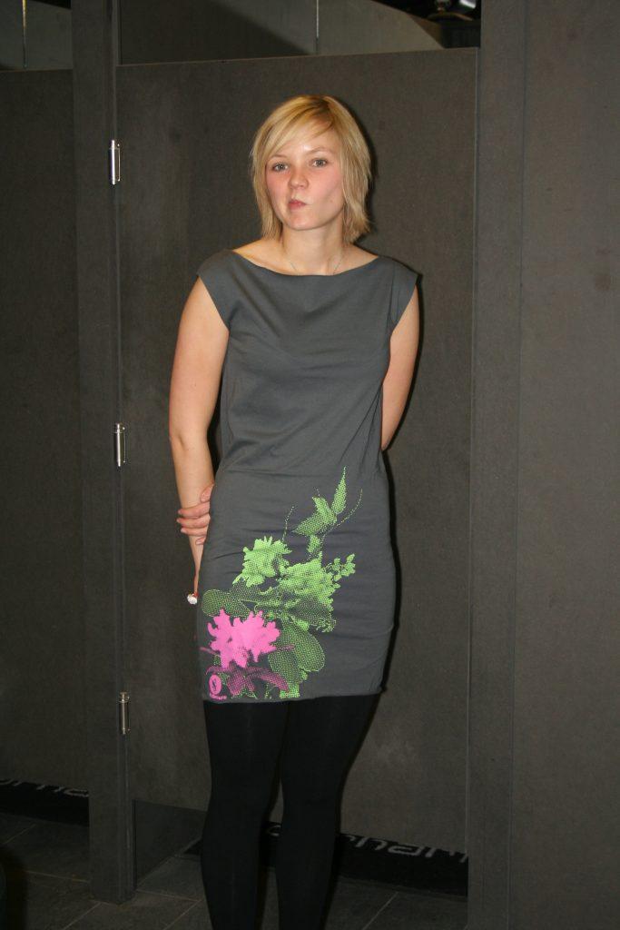 Bedruckte Textilien im Siebdruck - Waldbrand Clothing