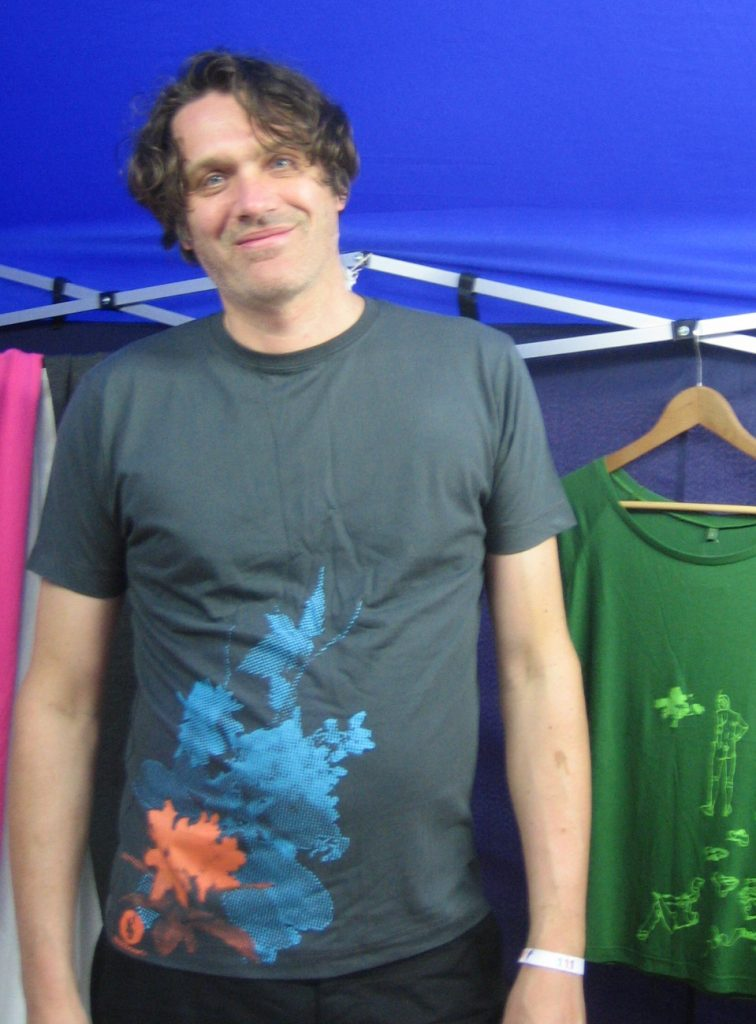 Frank Spilker - Die Sterne | Dockville Festival - Waldbrand Clothing