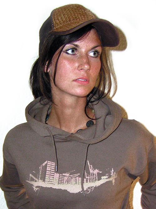 Waldbrand Clothing | Siebdruck Sweatshirt