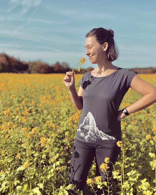 Matterhorn Shirt aus Biobaumwolle und Bambus - Fair wear